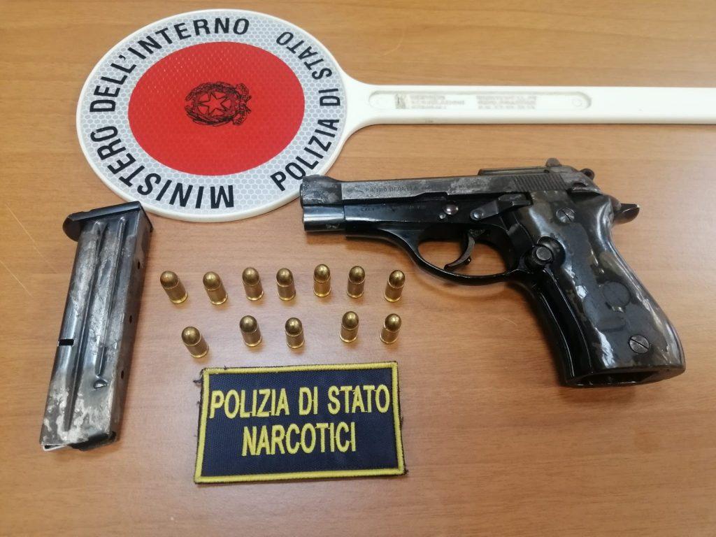 Polizia di Stato, arrestato un quarantaduenne pluripregiudicato
