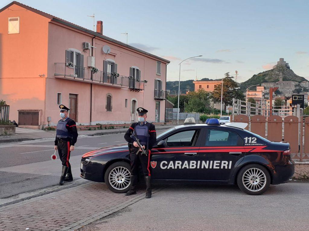 Carabinieri arrestano pregiudicato per evasione dagli arresti domiciliari