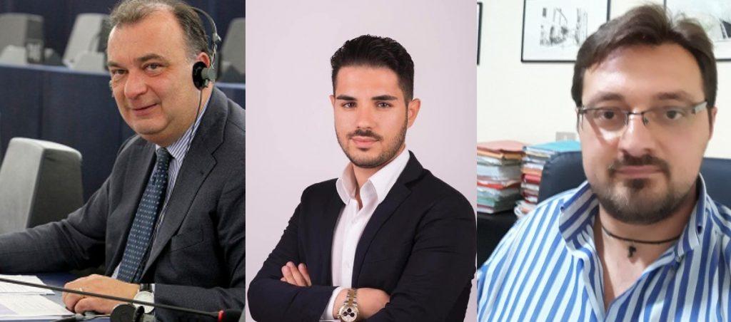 """Martusciello, Cambareri e Florimo (FI): """"De Luca continua i proclami show, accogliere l'invito di Caldoro e combattare ad armi pari"""""""