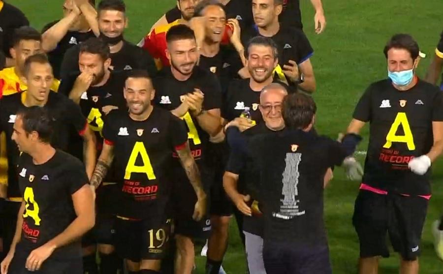 RitornAti in paradiso! Benevento 1 Juve Stabia 0