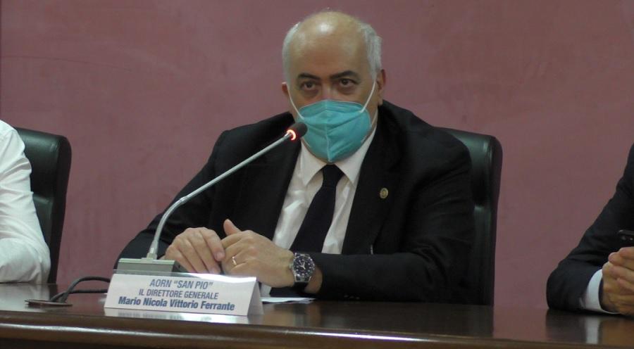 """Concorso Direttore Otorinolaringoiatria.Il Direttore del """"San Pio"""" dott.Ferrante chiarirà i fatti nelle sedi giudiziarie"""