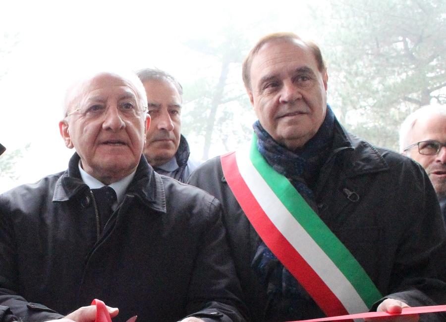 Mastella ha incontrato oggi il Governatore De Luca