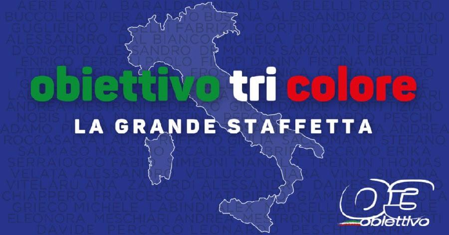 """Giovedì 25 Giugno """"Obiettivo Tricolore"""" farà tappa a Benevento"""