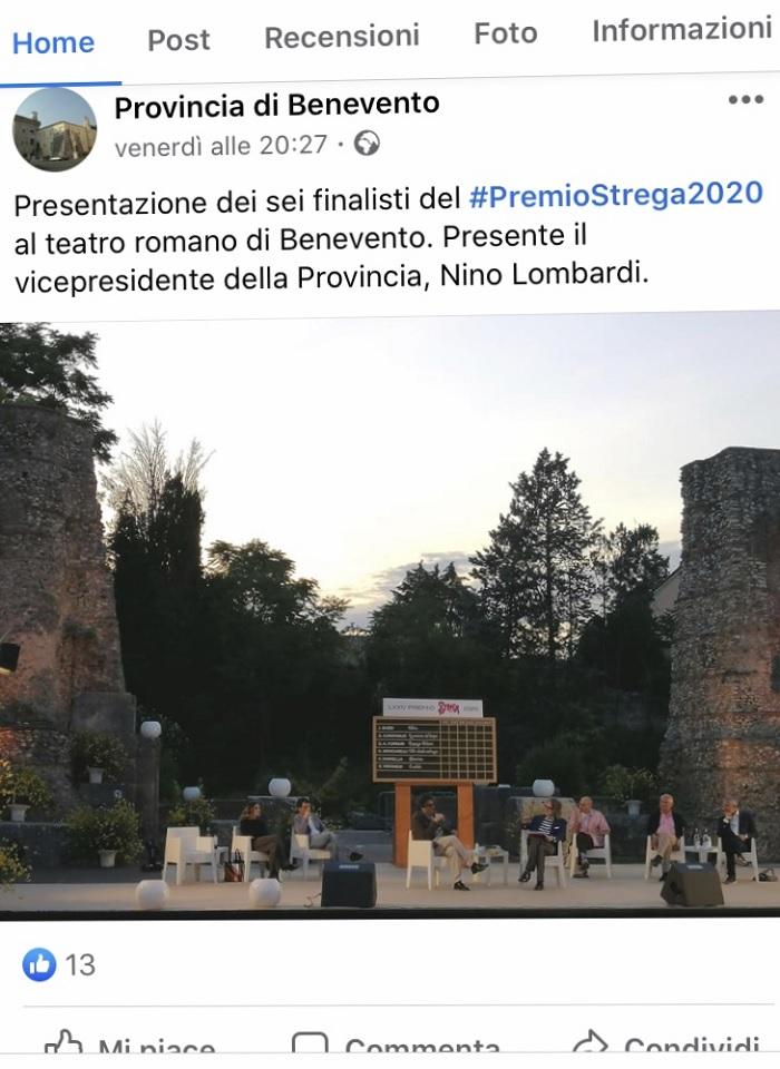 """Giovanni Picone: """"Una svolta magnifica per la comunicazione della Provincia di Benevento""""."""