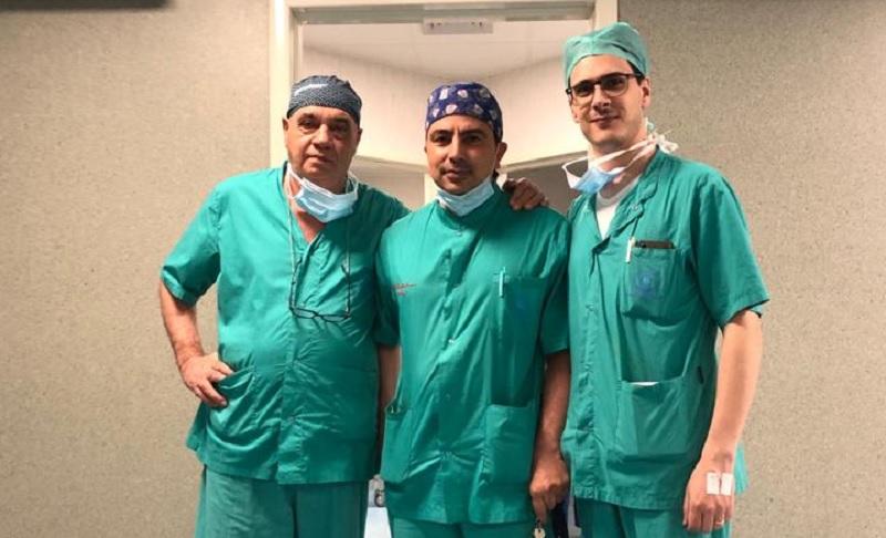 Al Fatebenefratelli primi interventi in Campania con il vapore acqueo per la riduzione della prostata