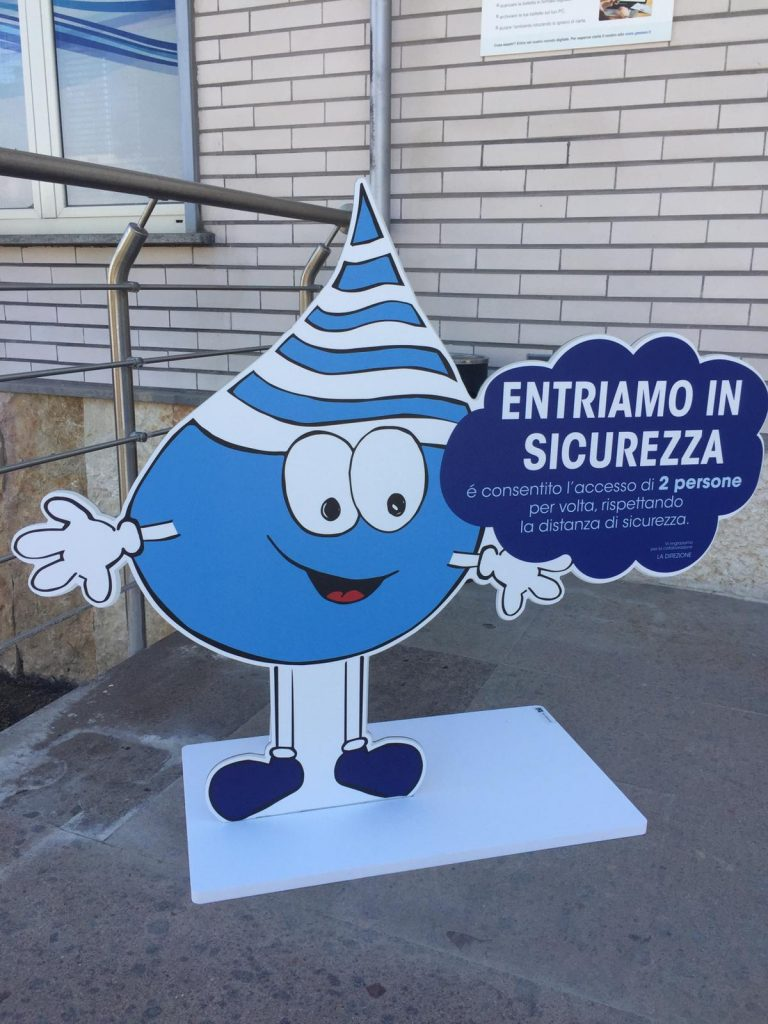 Gesesa, dal 22 Giugno 2020 riapriranno gli sportelli al pubblico di Benevento