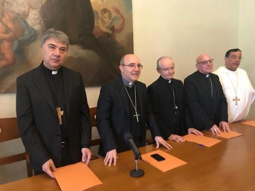 I Vescovi della Metropolia beneventana dal Presidente Mattarella