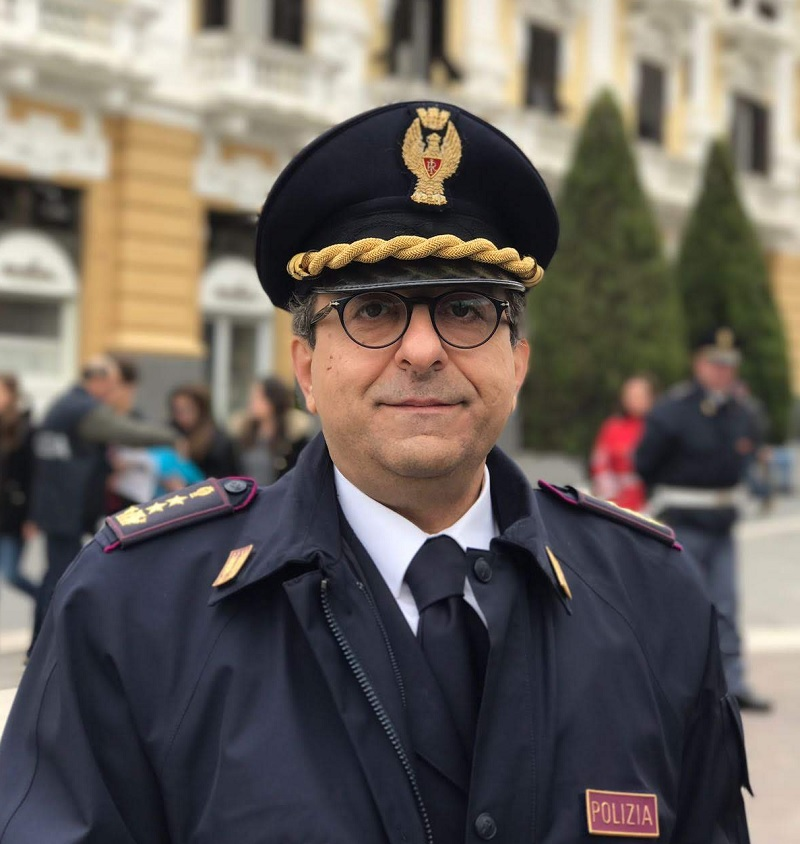 Nuovi incarichi alla Questura di Benevento.A Zampelli anche l'incarico di Dirigente dell'Ufficio Tecnico Logistico provinciale