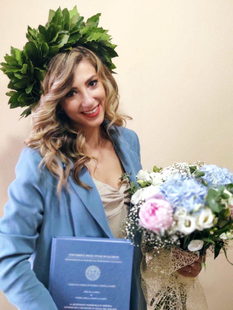 Laurea Online per Maria Rosella