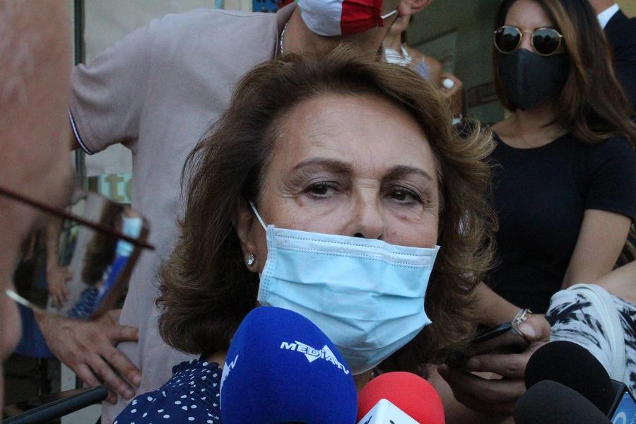 """Lonardo: """"cento e uno motivi per votare contro Salvini, la mia storia democristiana non lo consente"""""""