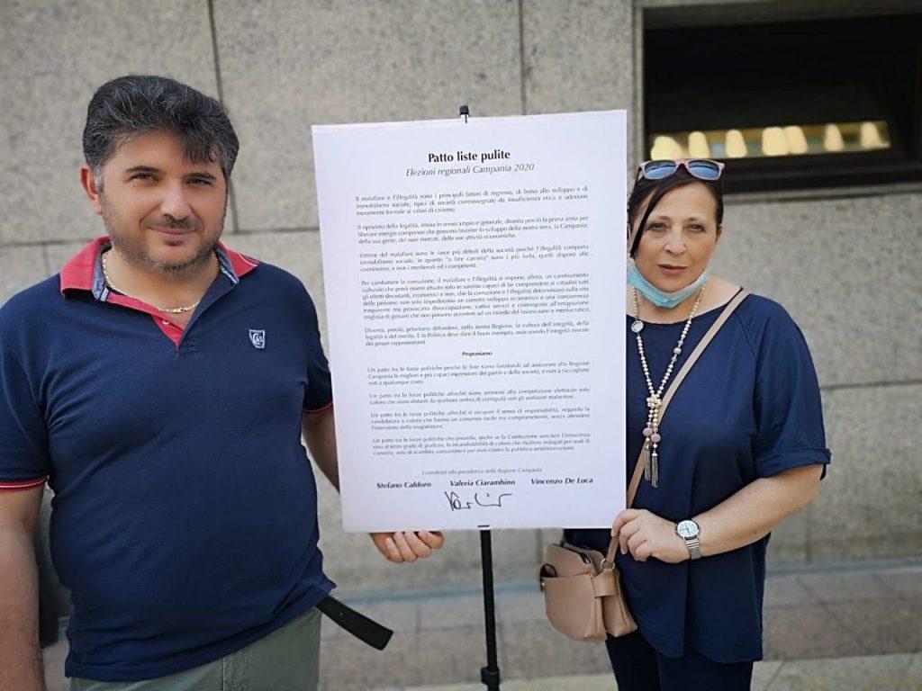 """Coletta e Molinaro (M5S): """"Da Caldoro e De Luca ora promesse, poi i tagli"""""""
