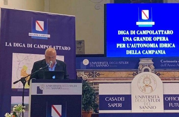 Diga di Campolattaro: la Regione Campania ha approvato il progetto di fattibilità del valore di 480 milioni di euro