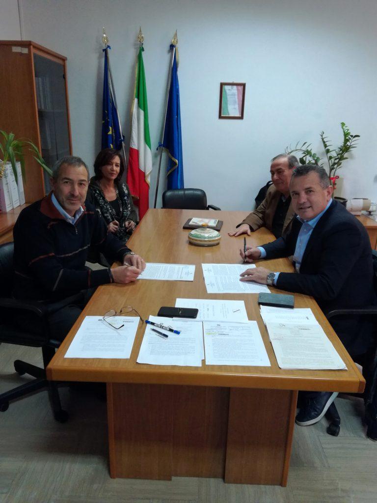 Siglata un'intesa per l'utilizzo di 460mila Euro per l'alveo dell'Ufita
