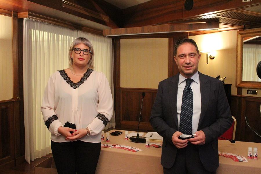 Il Centro Democratico candida Antonio Puzio e Anna Orlando ed incassa l'appoggio di un assessore e due consiglieri a Palazzo Mosti