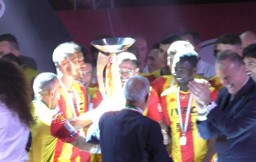 Benevento Calcio.Antonio Sasso è il Direttore della Comunicazione