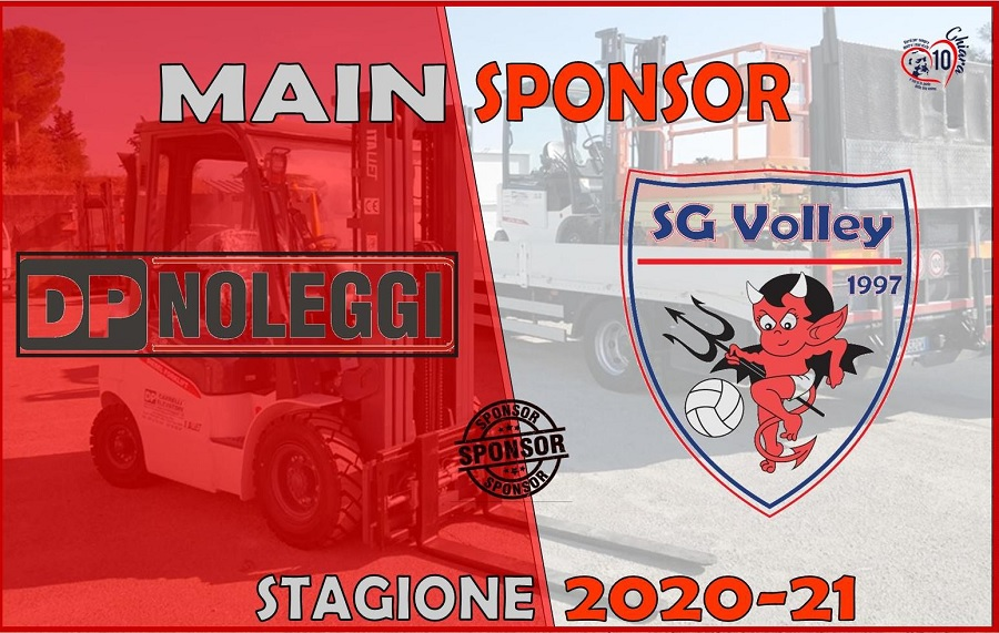 SG Volley 1997, si rinnova la partnership  con la DP Noleggi