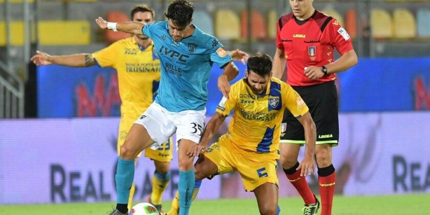 E' tornata, la strega è tornata! A Frosinone vittoria per 3 reti a due.