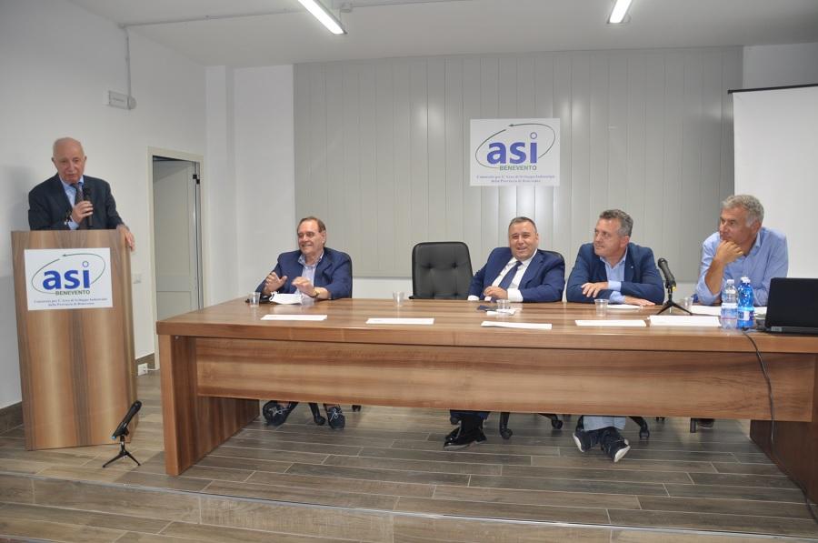 """Conferenza ASI, Di Maria: """"La tutela ambientale è una nostra priorità"""""""