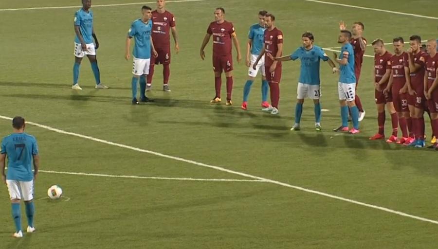 Il Benevento ha staccato la spina. Terza sconfitta stagionale a Trapani