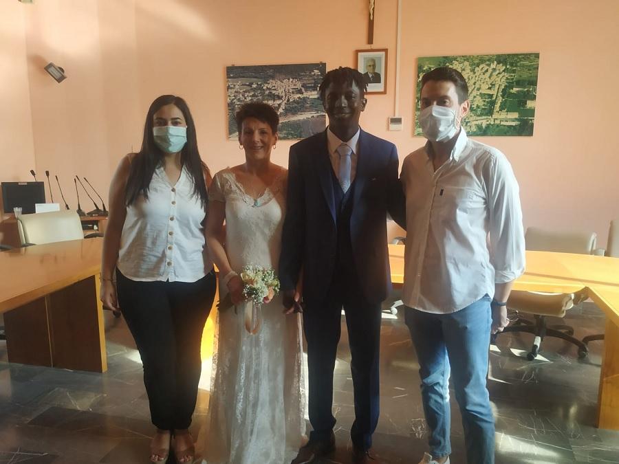 Sportello D.I.T. Caritas-iCare, attivata rete di solidarietà per matrimonio multietnico