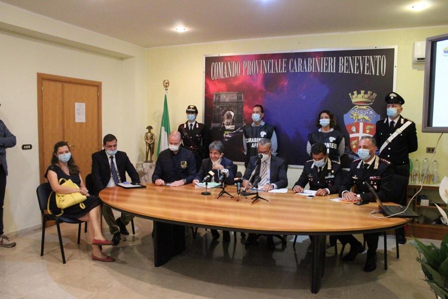 Tribunale della Libertà di Napoli. Accolto il riesame per Gigante Stefano nel procedimento relativo al preteso reato nummario