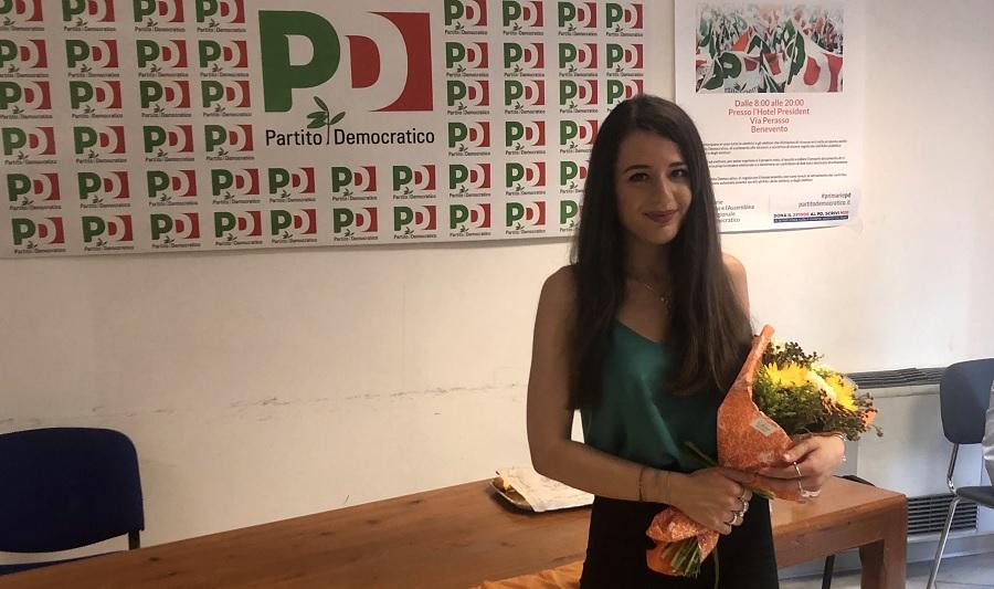 Congresso dei Giovani Democratici Sannio,eletta  Sara Pannella Segretario Provinciale