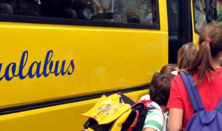 Servizio trasporto scolastico a Benevento: domande entro il 31 agosto