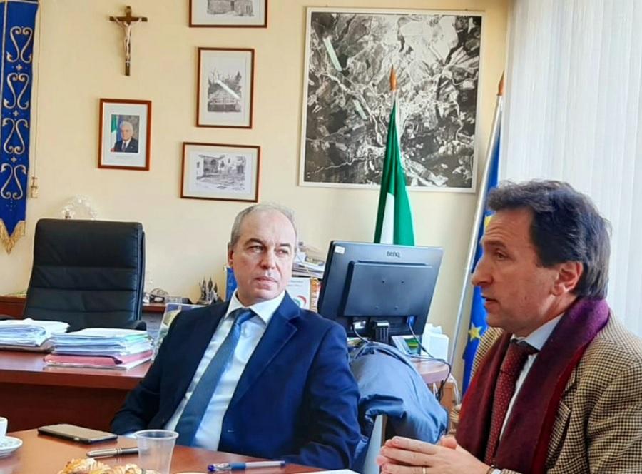 Zaccaria Spina chiede alla ASL di Benevento una doppia postazione SAUT sul territorio del Fortore