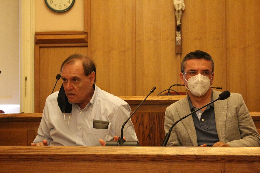 """Mastella : """" A Benevento  una indagine profonda ed incidente. Attenzione il virus c'è !"""""""