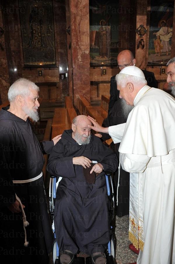 Pietrelcina, emanato l'editto per l'umile frate,   compaesano e amico di Padre Pio fr. Modestino