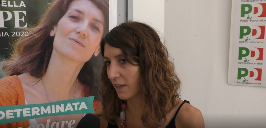 """Antonella Pepe : """"Nessuna ambiguità. Alternativi a Mastella."""""""