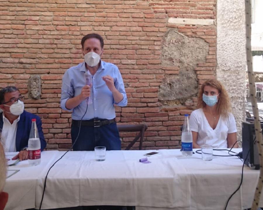 Democratici e Progressisti con De Luca Presidente.Liste e Sintesi programmatica