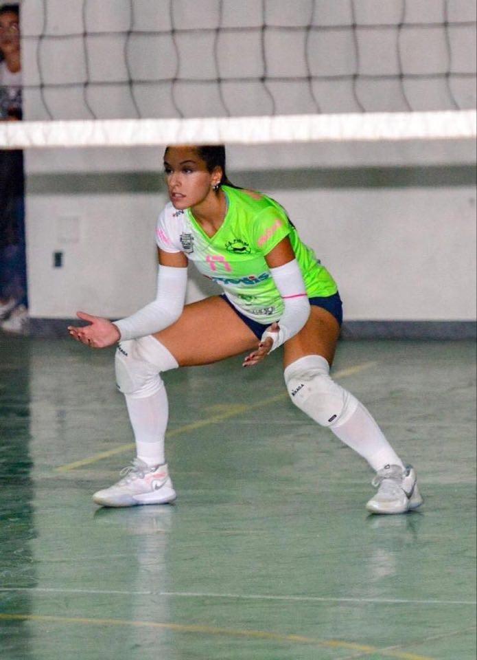 DP SG Volley 1997: primo colpo di mercato, arriva il libero Eleonora Carbone