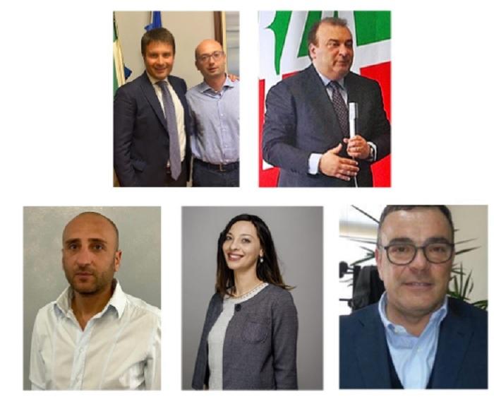 Forza Italia si rafforza a San Salvatore, aderiscono in tre incluso una consigliera comunale