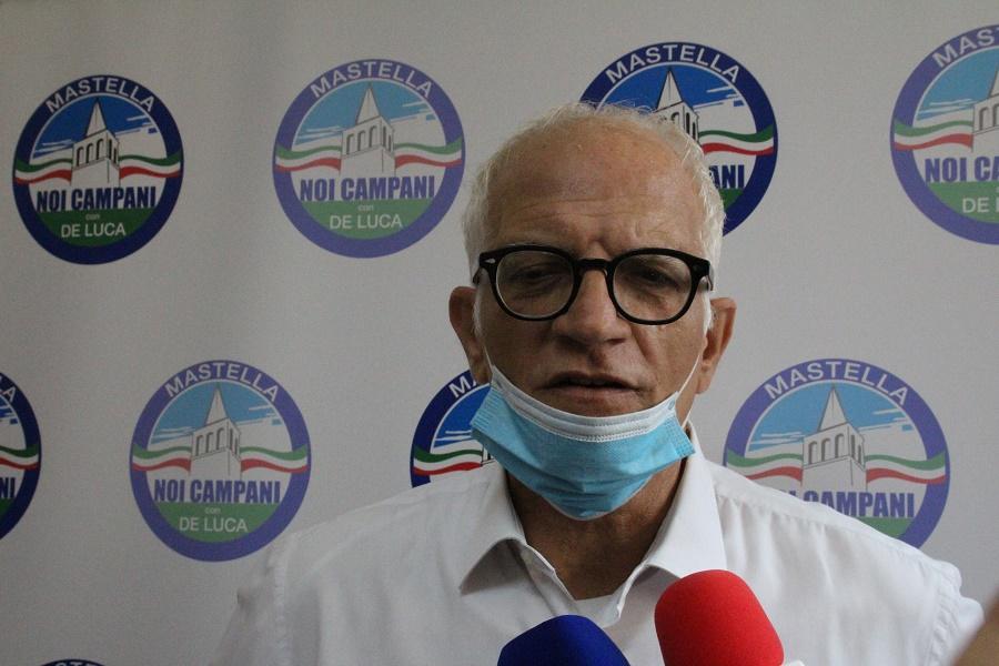 """Appello al voto di Luigi Abbate: """"Insieme per avvicinare la Regione al Sannio"""""""