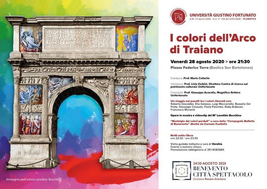 L'UniFortunato presenta Festival Benevento Città Spettacolo