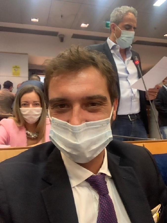 """Mortaruolo : """" La Regione Campania deve rispondere immediatamente alle difficoltà dei settori e delle persone più esposte con misure di ristoro e compensazione."""""""