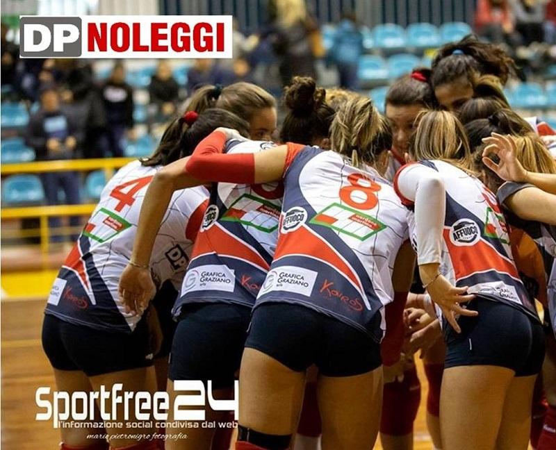 DP Noleggi SG Volley, da lunedì  si comincia a preparare la stagione 2020-21