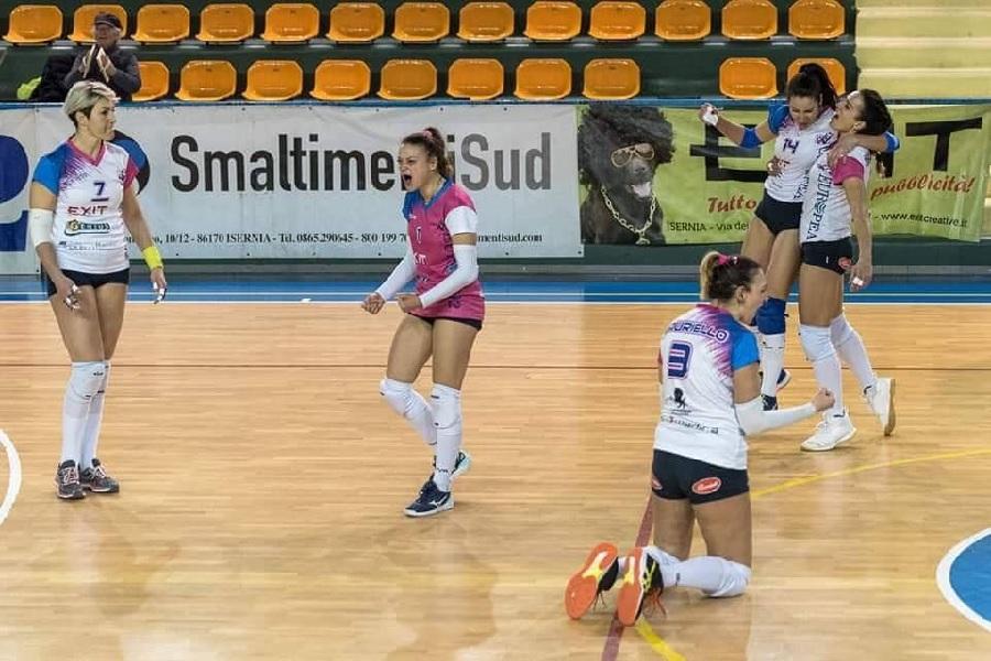 Accademia Volley. In attacco torna giallorossa Martina Pisano
