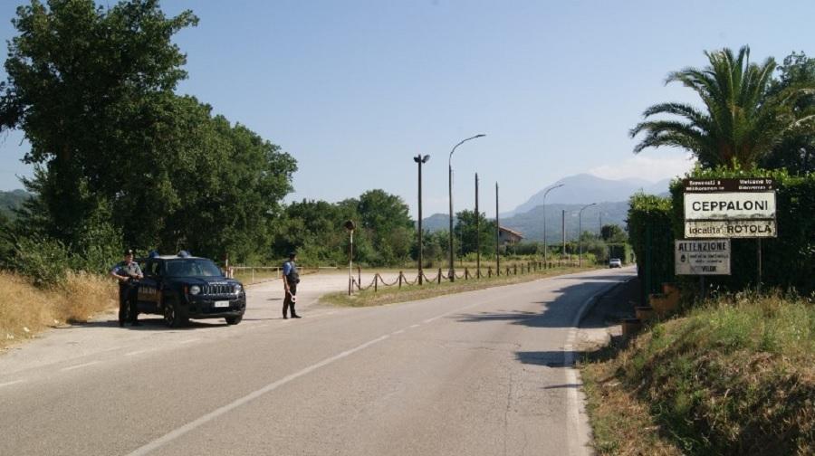 Carabinieri. Operazione contrasto stupefacenti : 4 denunciati e 9 segnalati