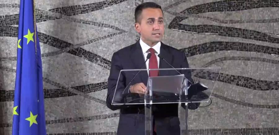 5G, Di Maio rassicura Mike Pompeo 'Sicurezza delle reti assoluta priorità dell'Italia'
