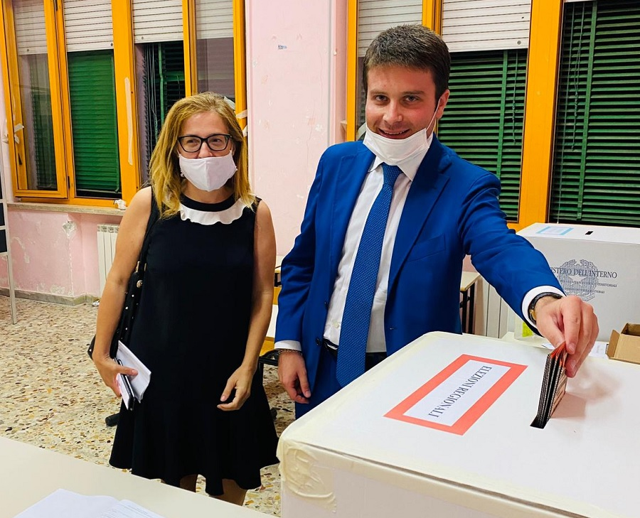 """Rubano:Puglianello è il Comune più """"azzurro"""" d'Italia"""