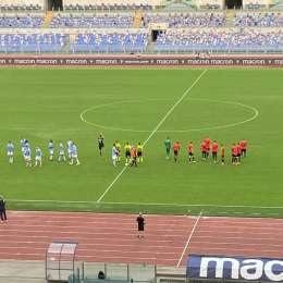 Un buon Benevento pareggia 0 a 0 contro la Lazio.