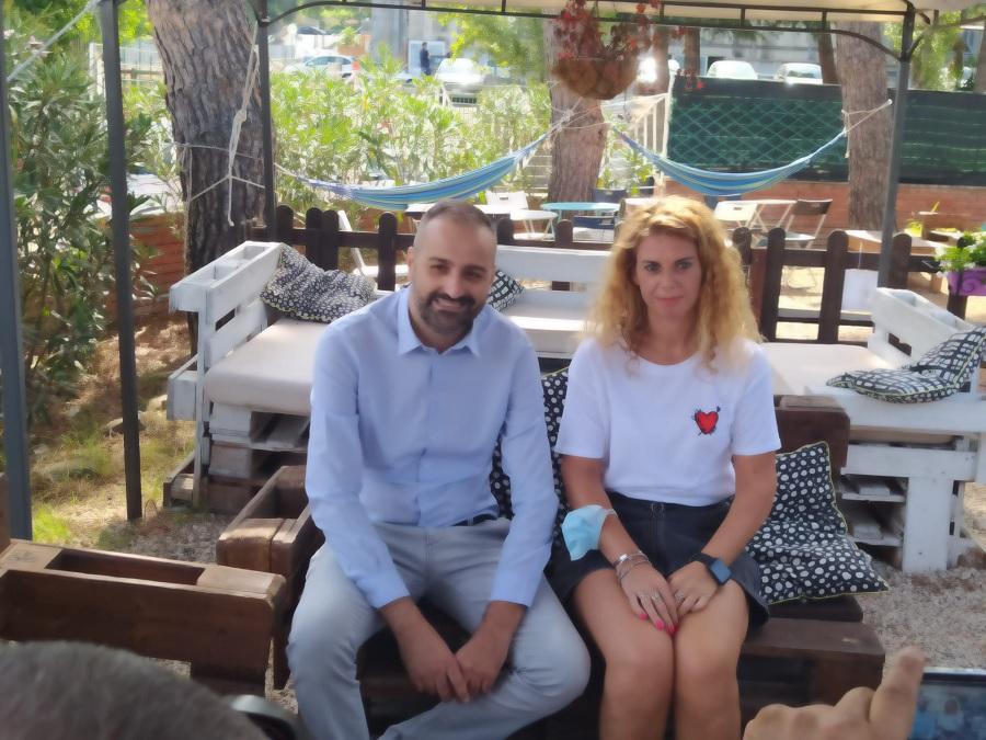 Lorenzo Cicatiello e Roberta Capuano (Democratici e Progressisti) suldibattito interno al PD