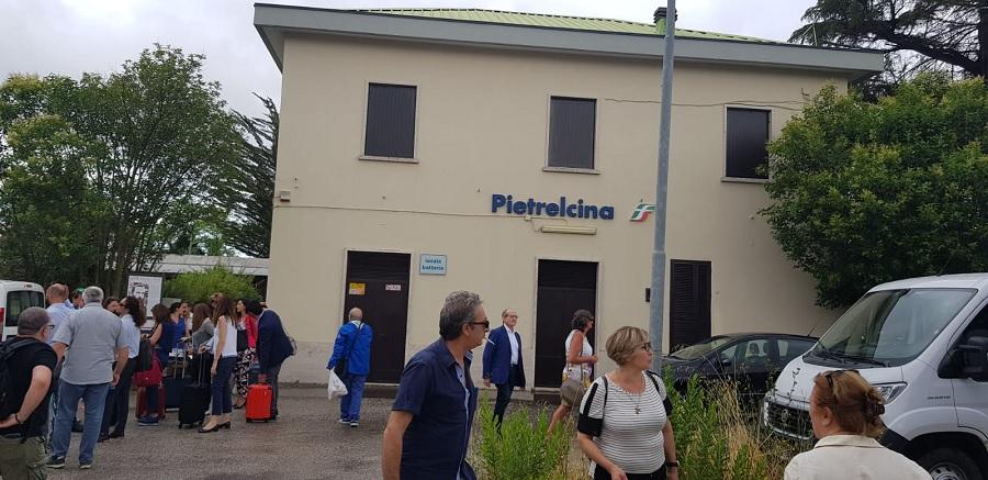 Pietrelcina. Il 23 settembre: arriva il treno storico