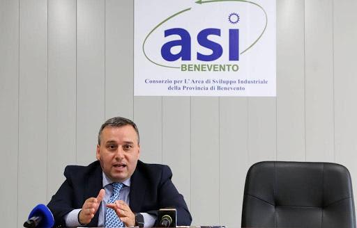 """Barone (Asi Benevento) su Rapporto Svimez: """"Il Sannio organico al quadrilatero delle Zes nel Mezzogiorno"""""""