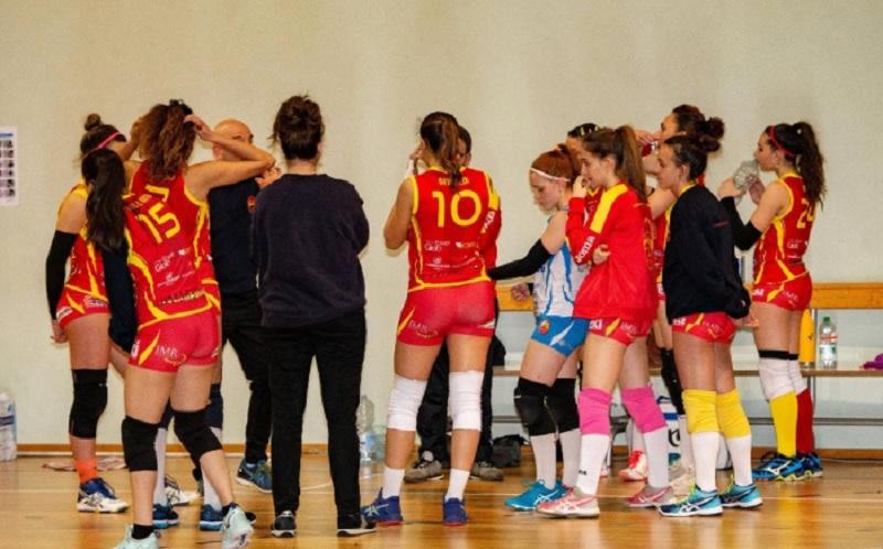 Accademia Volley. Slitta a gennaio l'inizio della Serie C