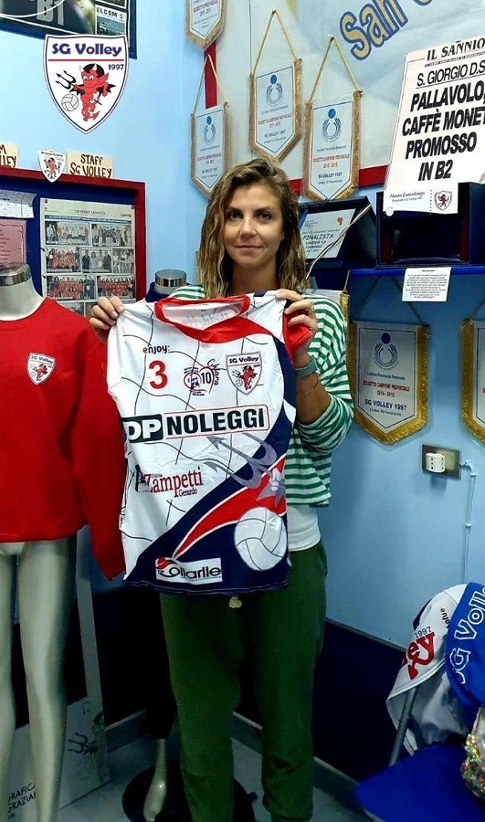 La DP Noleggi SG Volley si regala Angelica Gentili