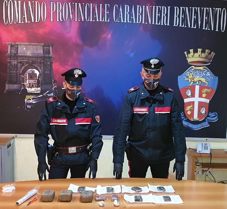 Carabinieri,controlli straordinari del territorio: eseguite denunce, sequestri e fogli di via obbligatori