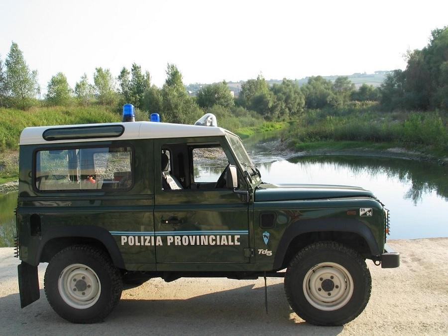 """Di Maria:""""Potenziare la Polizia Provinciale per meglio tutelare l'ambiente"""""""